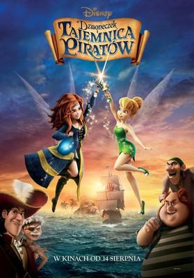 Dzwoneczek i tajemnica piratów / Tinkerbell and the Pirate Fairy