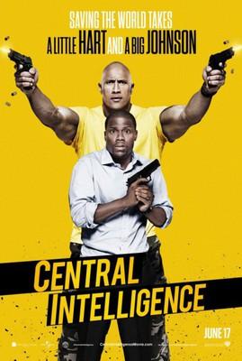 Agent i pół / Central Intelligence