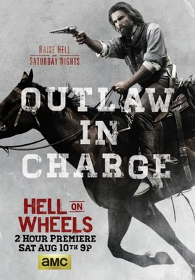 Hell on Wheels - sezon 4 / Hell on Wheels - season 4