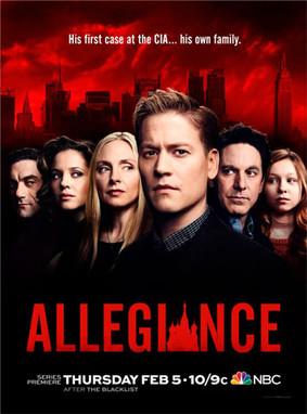 Allegiance - sezon 1 / Allegiance - season 1