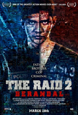 The Raid 2: Infiltracja / The Raid 2: Berandal