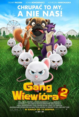 Gang Wiewióra 2 / The Nut Job: Nutty by Nature