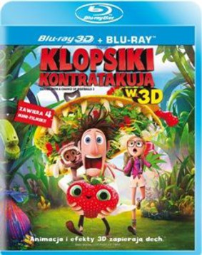 Klopsiki kontratakują / Cloudy With a Chance of Meatballs 2