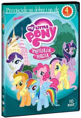 My Little Pony: Przyjaźń To Magia. Część 4
