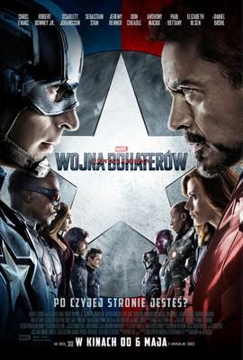 Kapitan Ameryka: Wojna bohaterów / Captain America: Civil War