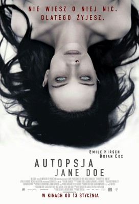 Autopsja Jane Doe / The Autopsy of Jane Doe