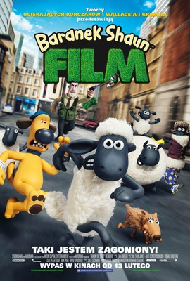 Baranek Shaun / Shaun the Sheep