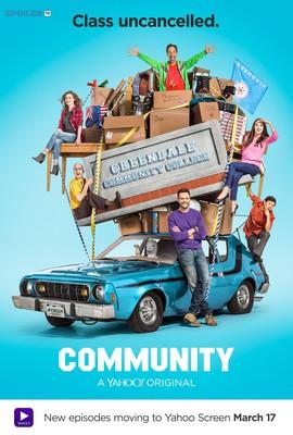 Community - sezon 6 / Community - season 6