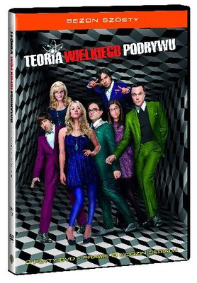Teoria wielkiego podrywu - sezon 6 / The Big Bang Theory - season 6