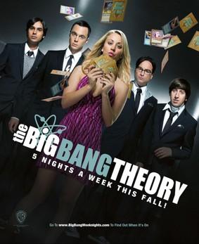 Teoria wielkiego podrywu - sezon 8 / The Big Bang Theory - season 8