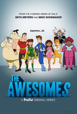 The Awesomes - sezon 2 / The Awesomes - season 2