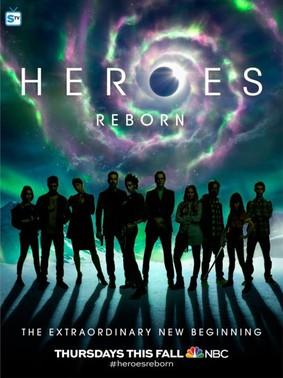 Heroes: Odrodzenie - miniserial / Heroes Reborn - mini-series