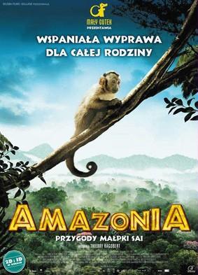 Amazonia. Przygody małpki Sai / Amazonia