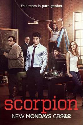 Skorpion - sezon 1 / Scorpion - season 1