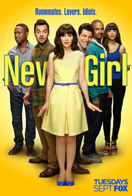 Jess i chłopaki - sezon 4 / New Girl - season 4