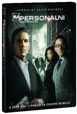 Impersonalni - sezon 1 / Person of Interest - season 1