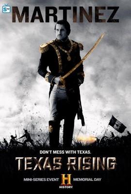 Texas Rising - miniserial / Texas Rising - mini-series