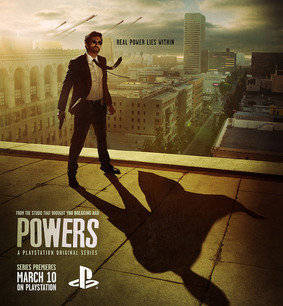 Powers - sezon 1 / Powers - season 1