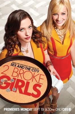 Dwie spłukane dziewczyny - sezon 4 / 2 Broke Girls - season 4
