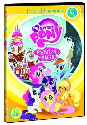My Little Pony: Przyjaźń To Magia. Część 6
