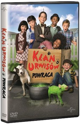 Klan urwisów powraca / The Little Rascals Save the Day
