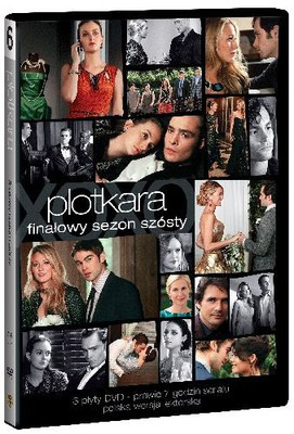 Plotkara - sezon 6 / Gossip Girl - season 6