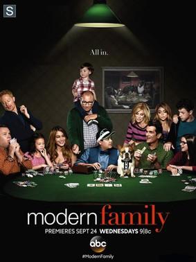 Współczesna rodzina - sezon 6 / Modern Family - season 6
