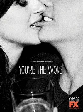You're the Worst - sezon 1 / You're the Worst - season 1