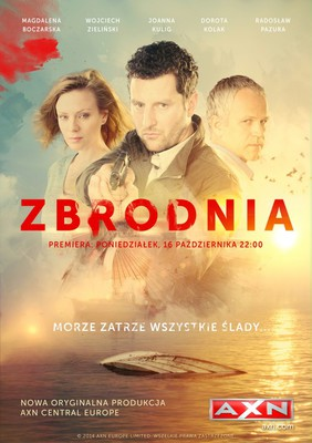 Zbrodnia - sezon 1 / The Crime - season 1
