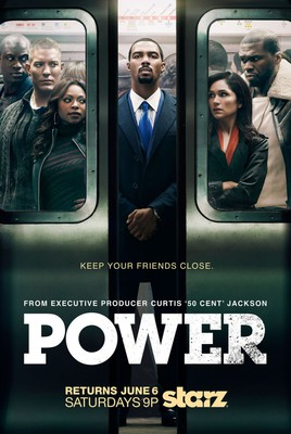 Power - sezon 2 / Power - season 2