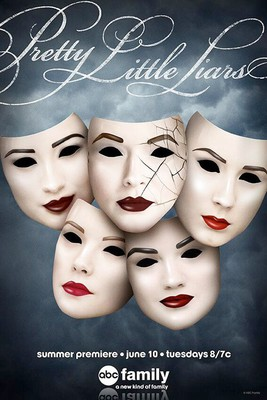 Słodkie kłamstewka - sezon 6 / Pretty Little Liars - season 6