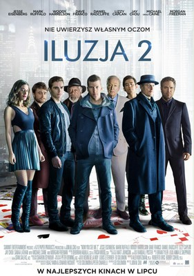 Iluzja 2 / Now You See Me: The Second Act