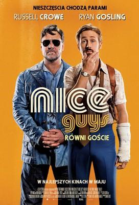 Nice Guys. Równi goście / The Nice Guys