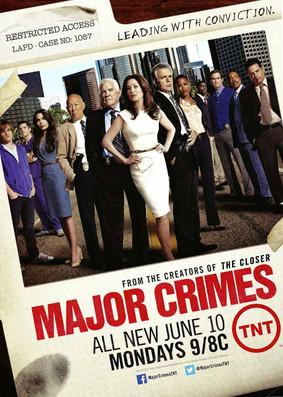 Mroczne zagadki Los Angeles - sezon 4 / Major Crimes - season 4