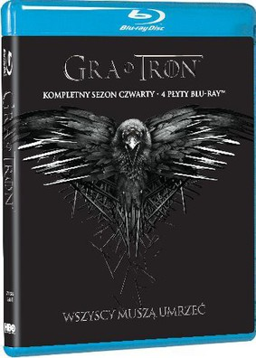 Gra o tron - sezon 4 / Game of Thrones - season 4