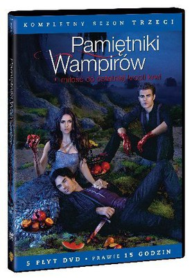 Pamiętniki wampirów - sezon 3 / The Vampire Diaries - season 3