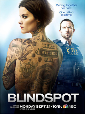Blindspot: Mapa zbrodni - sezon 1 / Blindspot - season 1