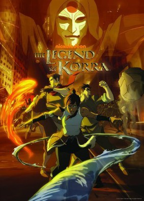 Legenda Korry - sezon 4 / The Legend of Korra - season 4