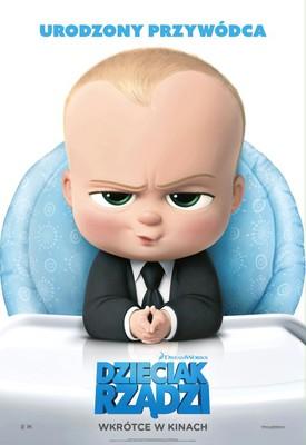 Dzieciak rządzi / The Boss Baby