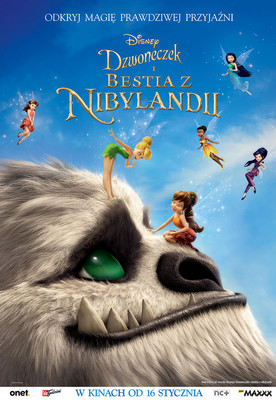 Dzwoneczek i bestia z Nibylandii / Legend of the NeverBeast