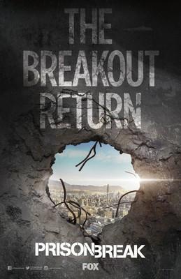 Skazany na śmierć - sezon 5 / Prison Break - season 5