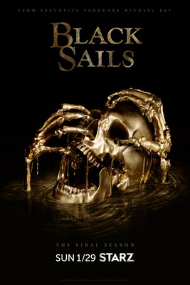Piraci - sezon 4 / Black Sails - season 4