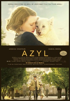 Azyl / The Zookeeper's Wife