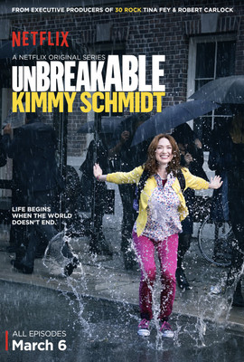 Unbreakable Kimmy Schmidt - sezon 3 / Unbreakable Kimmy Schmidt - season 3