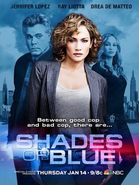 Uwikłana - sezon 2 / Shades of Blue - season 2