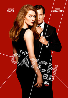 Blef - sezon 2 / The Catch - season 2