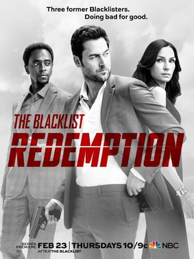 Czarna lista: Odkupienie - sezon 1 / The Blacklist: Redemption - season 1