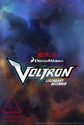 Voltron: Legendary Defender - sezon 2 / Voltron: Legendary Defender - season 2