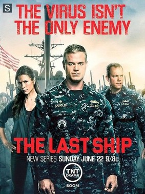 Ostatni okręt - sezon 4 / The Last Ship - season 4
