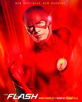 The Flash - sezon 4 / The Flash - season 4